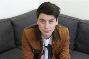 Nick D'Aloisio, aged 17