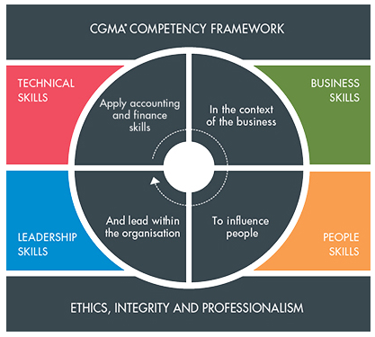 CGMA competency framework