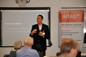 Business Breakfast Andy Wood