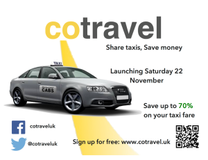 cotravel launch flyer