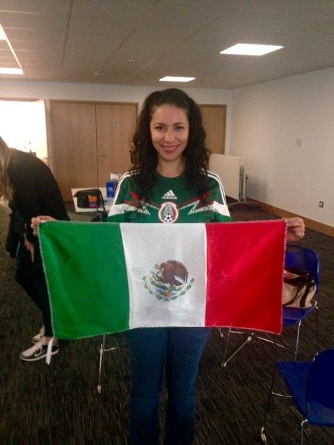 Estrella Mexican Flag