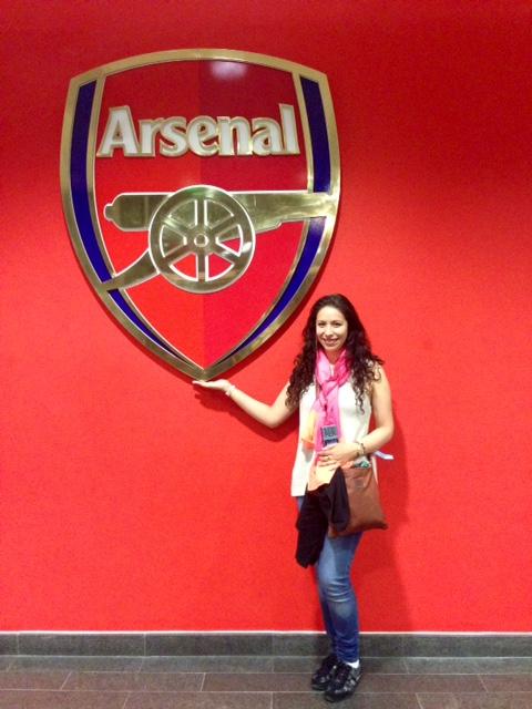 Arsenal Stadium pic